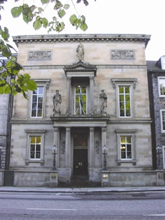 Royal College of Physicians, Edinburgh, Scotland.